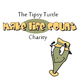 make life count charity - tipsy turtle